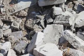 Ny metod återvinner förorenat byggavfall