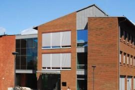 Miljöbyggnad guld för ABE-skolan