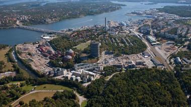 Blandade stadsdelar med närhet till natur bäst i test