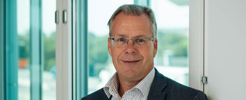 Profil: Skanskas hållbarhetschef Johan Gerklev