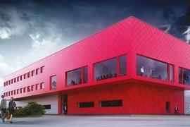 NCC bygger logistikhall enligt Green Building i Örebro