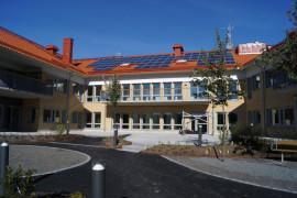Miljöklassat äldreboende i Lerum färdigbyggt