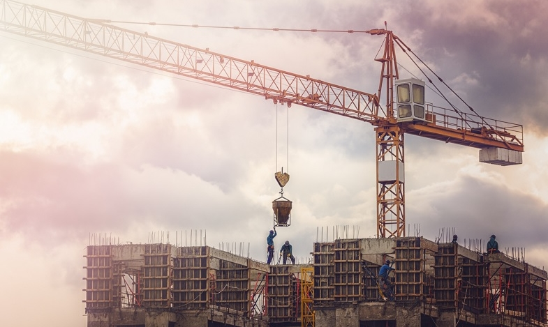 Stor brist på arbetskraft i byggbranschen