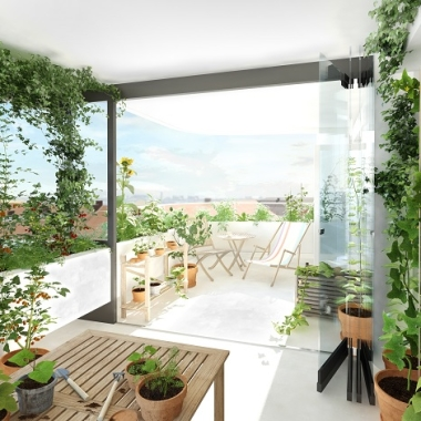 Projekten som representerar Sverige på World Sustainable Built Environment