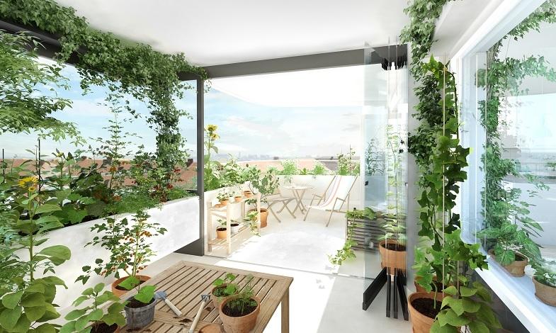 Projekten som representerar Sverige på World Sustainable Built Environment