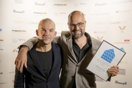 Vinnare på Arkitekturgalan