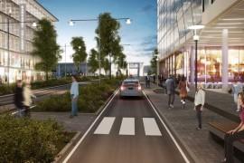 Järfälla och E.ON samarbetar för hållbar stadsutveckling i Barkarbystaden
