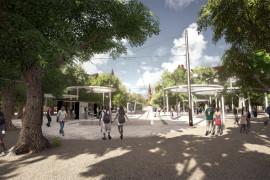 540 miljoner satsas på hållbara stadsmiljöer