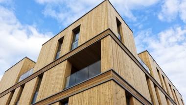 Ny modell ska ge säkrare design av flerfamiljshus i trä
