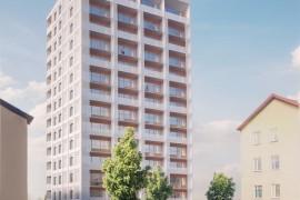 Serneke bygger för Riksbyggen i Högdalen