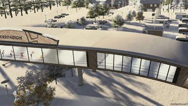 Norconsult levererar VVS-lösning till skidanläggning