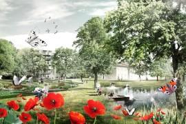 Klart för byggstart i Sege Park