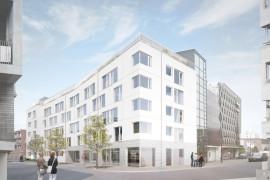 Wästbygg bygger företagsbostäder i Malmö