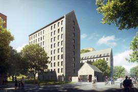 Akademiska Hus miljoninvesterar i studentlägenheter