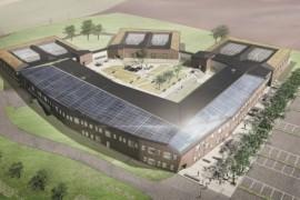 Största plusenergihuset invigs i sommar