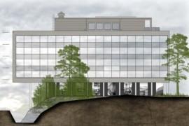 Serneke bygger kontor i Trollhättan