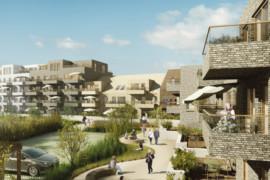 LINK arkitektur och Riksbyggen vinner markanvisning i Vellinge