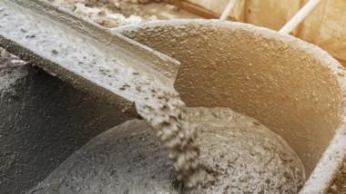 Så mycket ökade betongproduktionen förra året