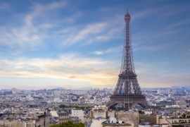 Paris är årets globala klimatstad