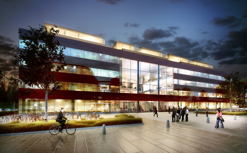 Innovationsarena planeras vid Johanneberg Science Park