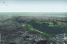 Swecos vision för Öresund City vinnare i idétävling