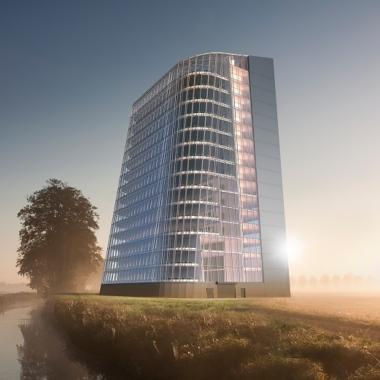 Arkitekturpris till Plantagon i Linköping