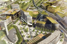 NCC bygger kontorshus på Arlanda