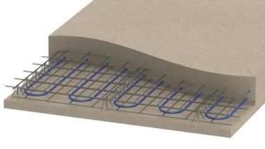 Nytt system för golv- och takvärme i flerfamiljshus