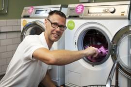 Malmöbor testar energisnål tvätteknik