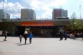 Botkyrkabyggen och Skanska rustar upp Alby Centrum