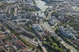 Skandia Fastigheter gör om kontorsområde