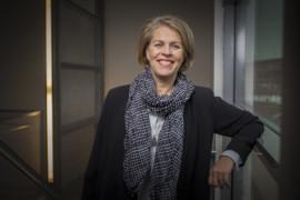 Hon blir ordförande i rådet för Hållbara städer