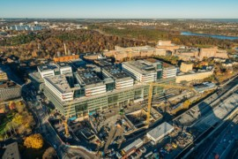 Statlig granskning av Nya Karolinska