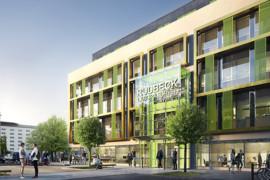 Miljöbyggnad Guld för Rudbeck 4