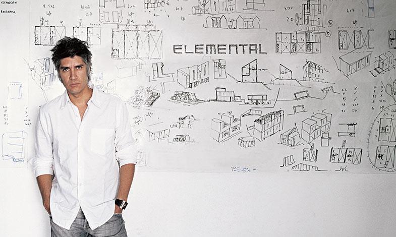 Alejandro Aravena – Mellan konst och överlevnad