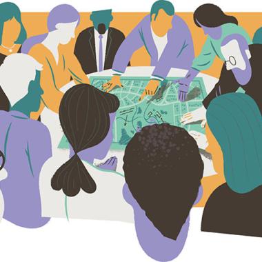 Miljonsatsning på stadsutvecklingsprojekt