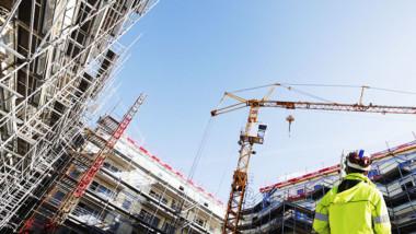 Stark tillväxt för användning av byggmaterial