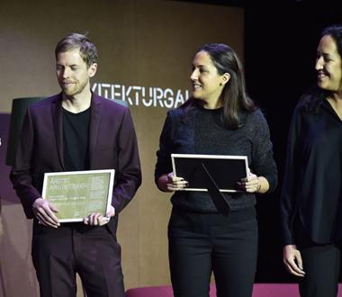 Årets arkitekt(h)en blev KAN-initiativet