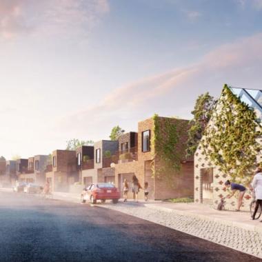 Okidoki Arkitekter vinner markanvisningstävling i Kristineberg