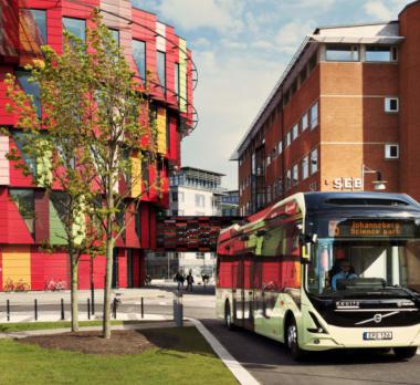 Kina prisar Göteborg för hållbar stadsplanering