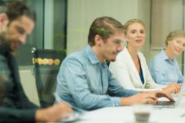 Hållbarhetsrapportering för större företag