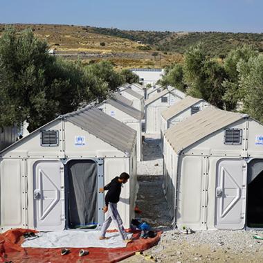 Better Shelter vinnare i internationell designtävling