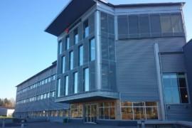 Första kontorsbyggnaden i norra Sverige uppnår Miljöbyggnad Guld