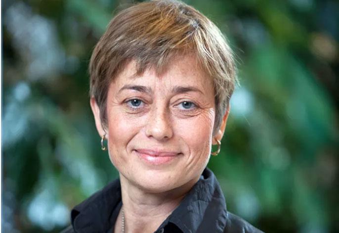 Hon blir ny VD för Sweden Green Building Council