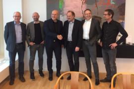Aarhus Arkitekterne blir en del av LINK arkitektur