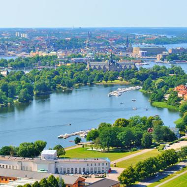 Staden tar helhetsgrepp kring Stockholms park- och grönområden