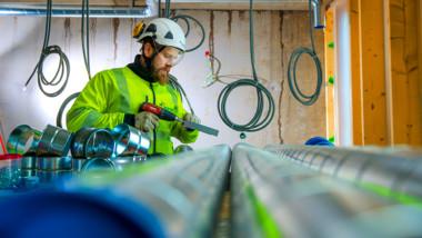 Bravida gör installationer för 20 miljoner kronor i Norra Djurgårdsstaden
