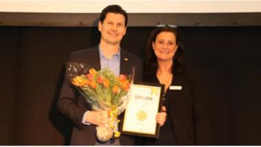 Einar Mattsson vinnare av Framtidens fastighet 2017