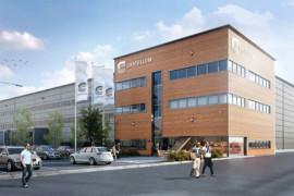 Logistic Contractor bygger logistikanläggning åt Castellum