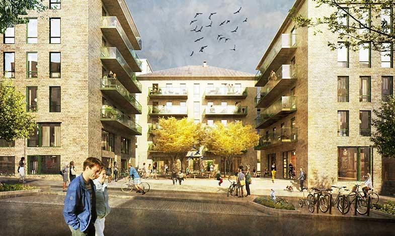Kod Arkitekter ritar kvarter i Ulleråker